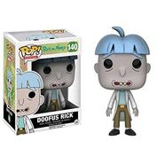 Funko-Pop-Rick-and-Morty-Rick Doofus-GS
