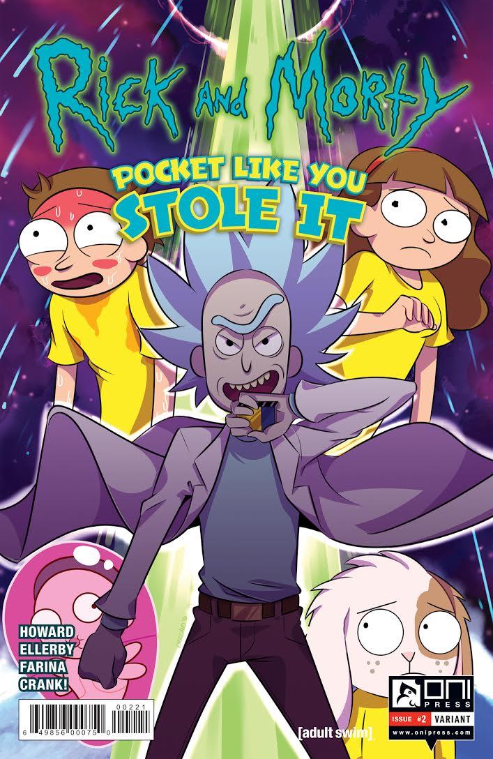 Pocket Like You Stole It 2