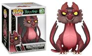 Funko-Pop-Ricky-and-Morty-Figures-957-Balthromaw-dragon