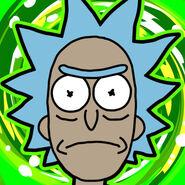 Pocket Mortys App Icon 1.3.2