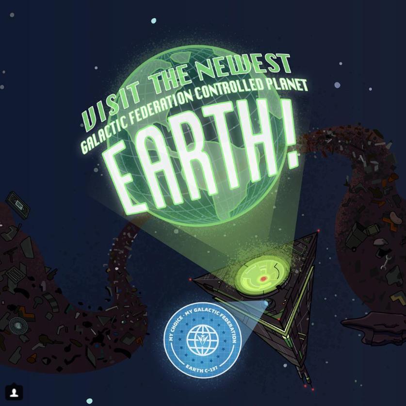 Rickstaverse: Earth