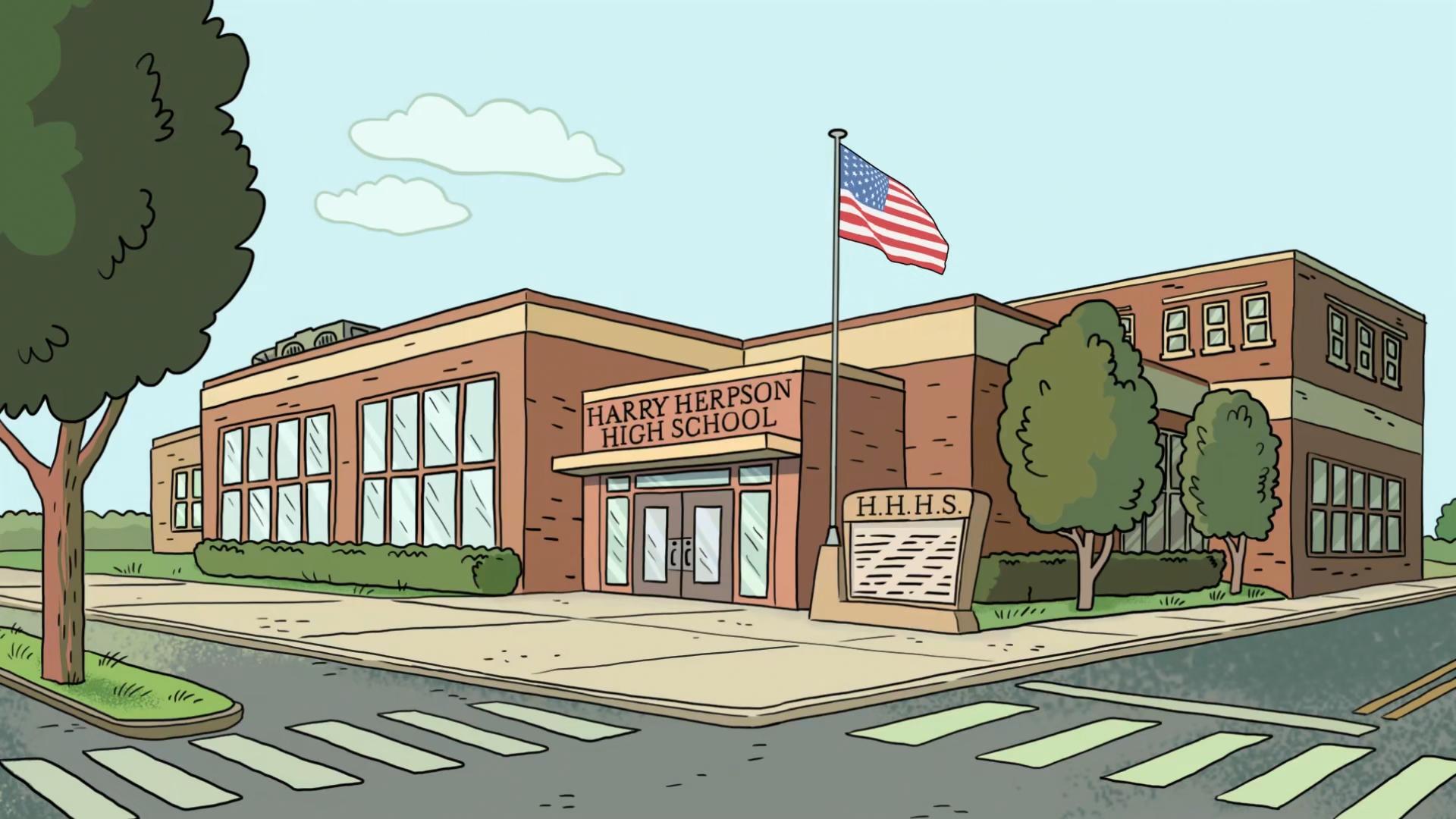 Harry Herpson High School
