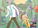 Rick and Morty Issue 2