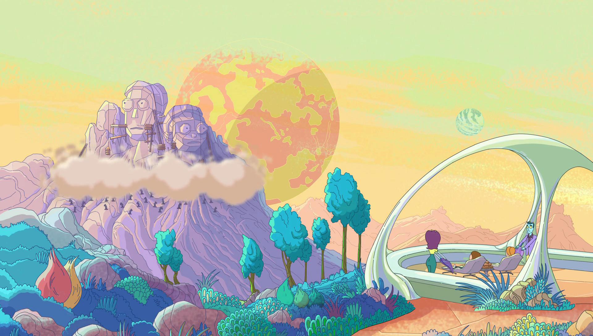 Unity's Planet