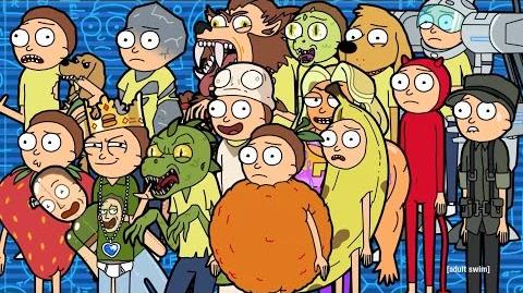 POCKET MORTYS with Rick and Morty Now Has Tournaments Adult Swim Games Adult Swim