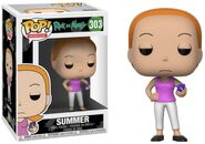 Funko-Pop-Rick-and-Morty-303-Summer-with-Phone