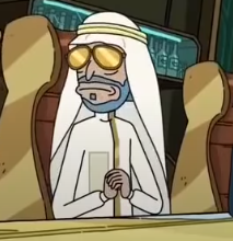 Sheikh Rick