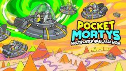Pocket mortys multiplayer.jpeg