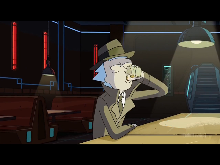 Investigator Rick
