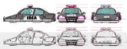 Issue 19 CJ Cannon cop car