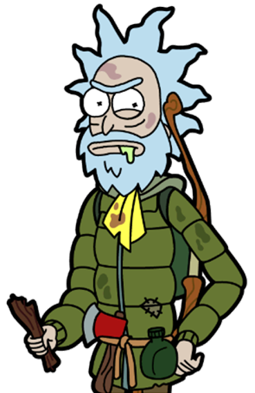 Survivor Rick