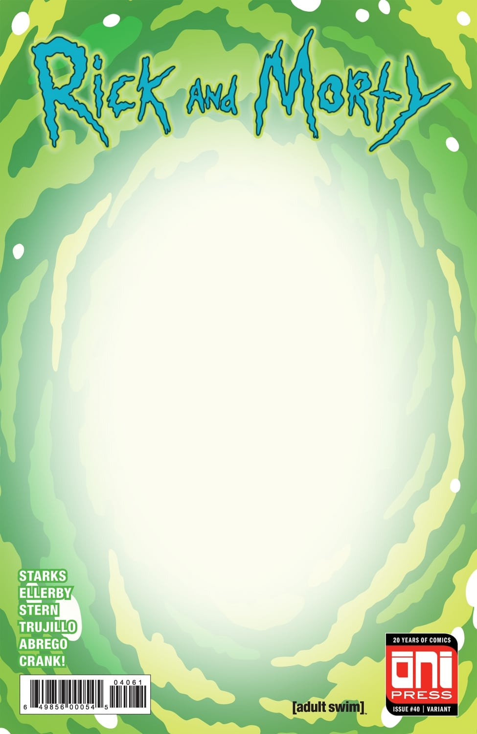 Rick and Morty Issue 40