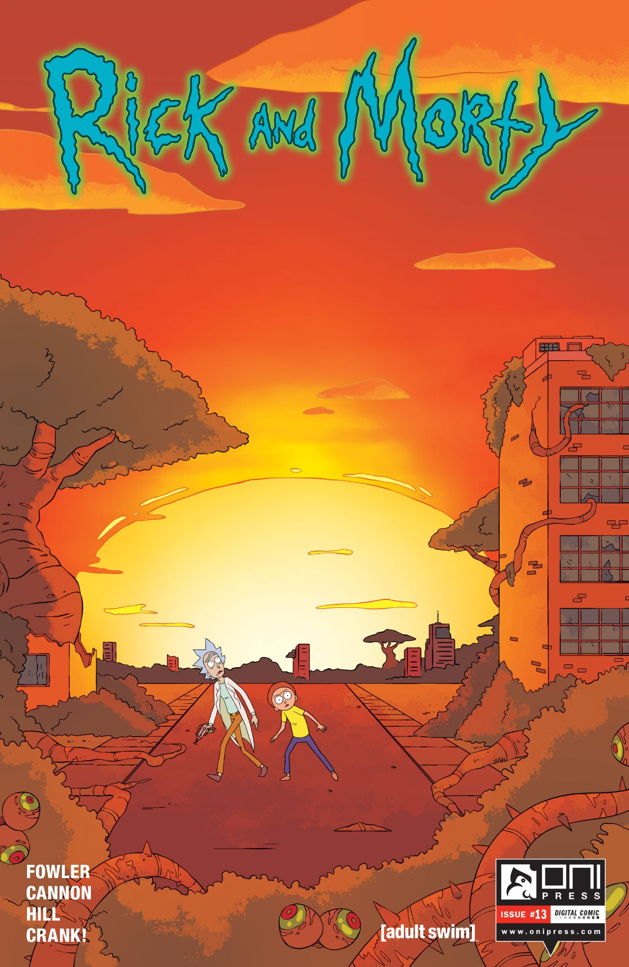 Rick and Morty Issue 13