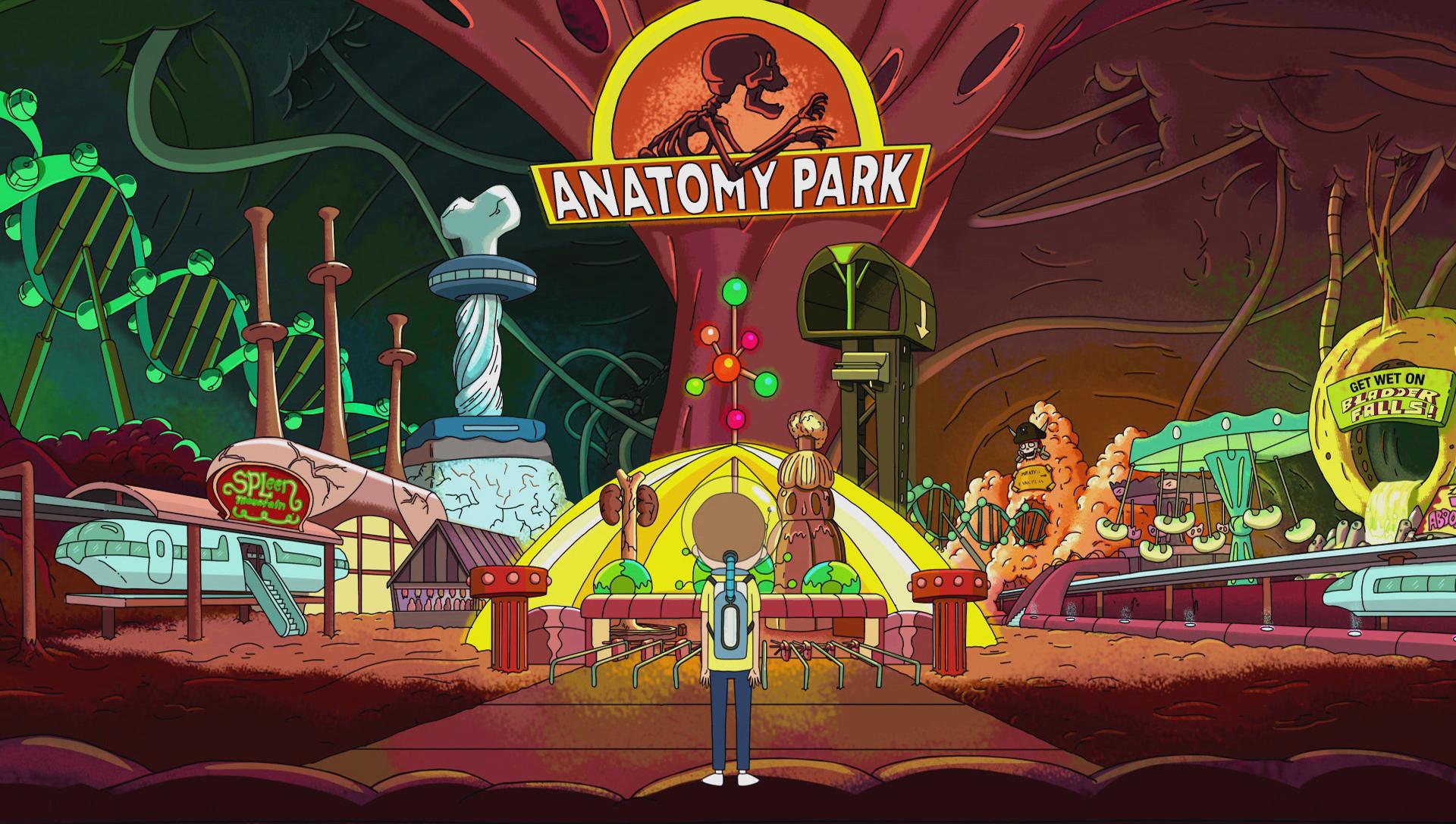Anatomy Park (location)