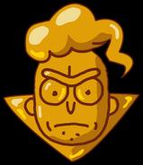 CoR badge Rick Prime