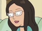 Morty's Girlfriend