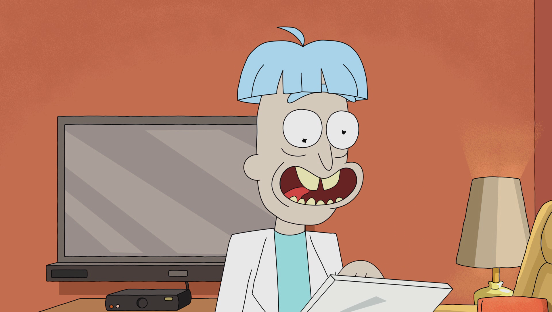 Doofus Rick