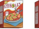 Eyeholes