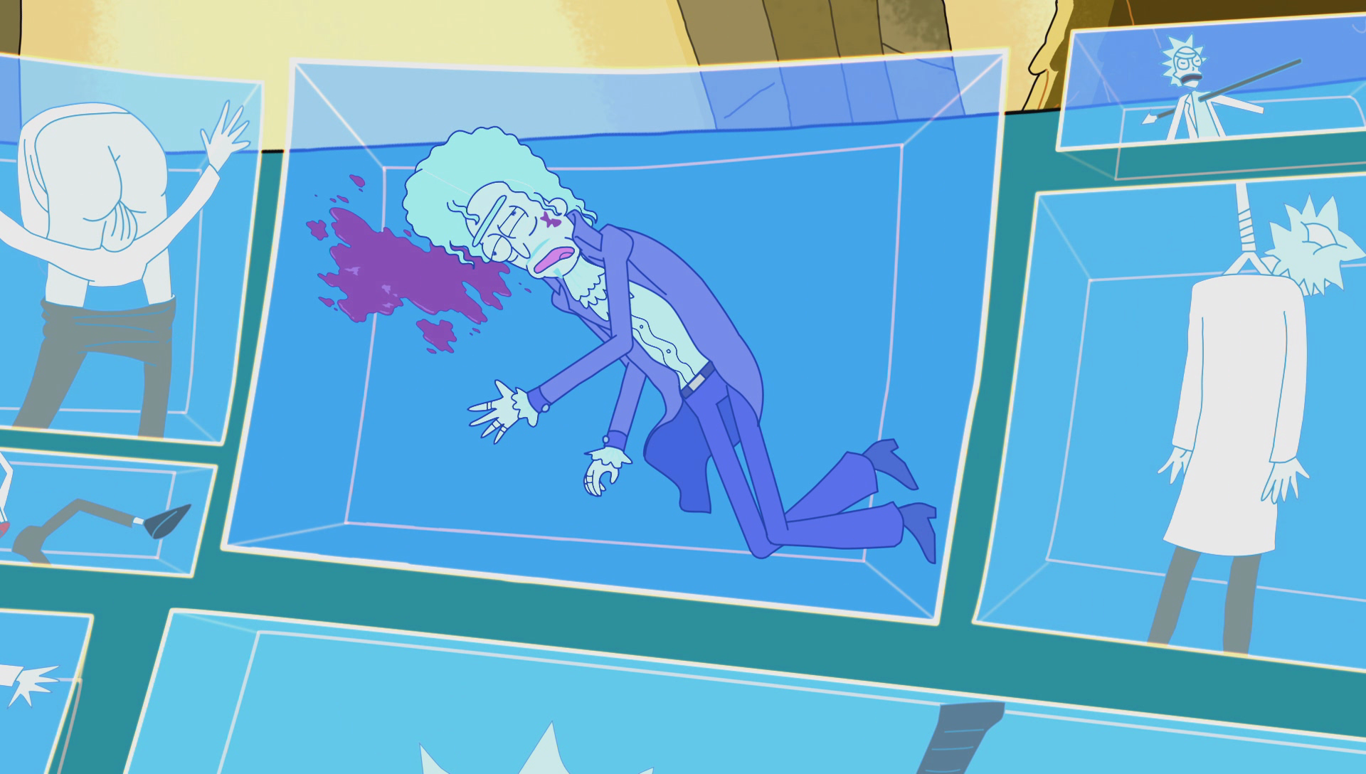The Scientist Formerly Known as Rick