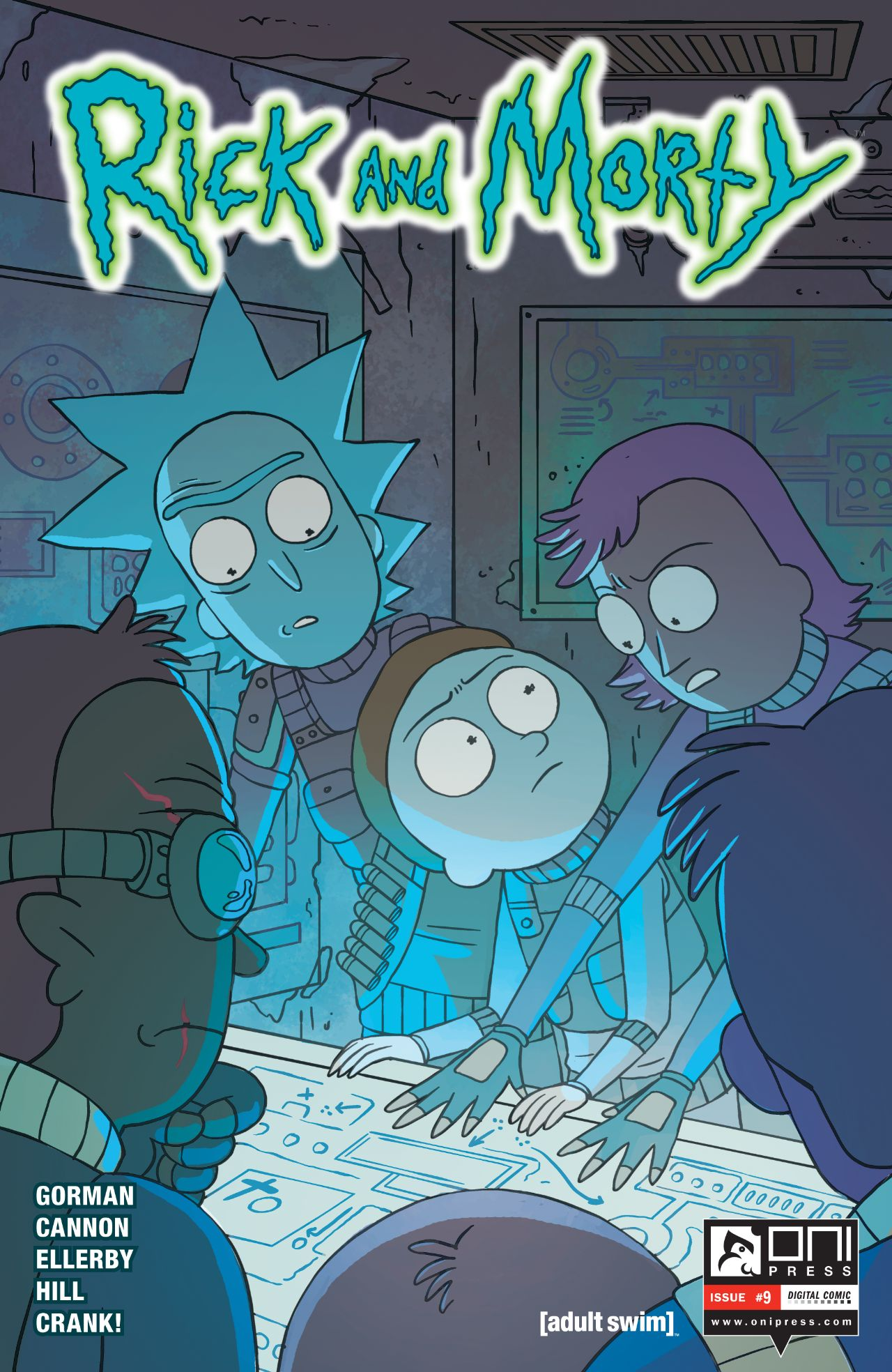 Rick and Morty Issue 9