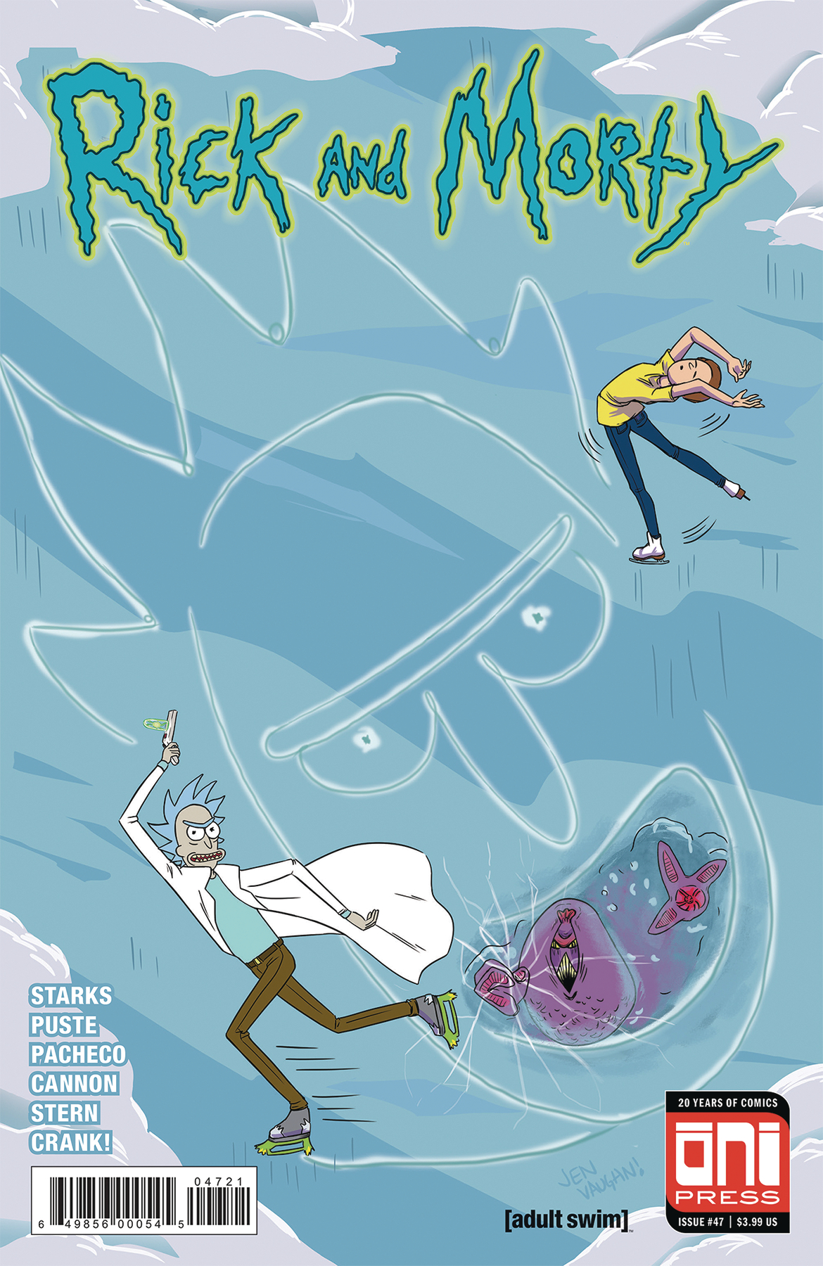 Rick and Morty Issue 47