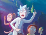 Rick and Morty Issue 1