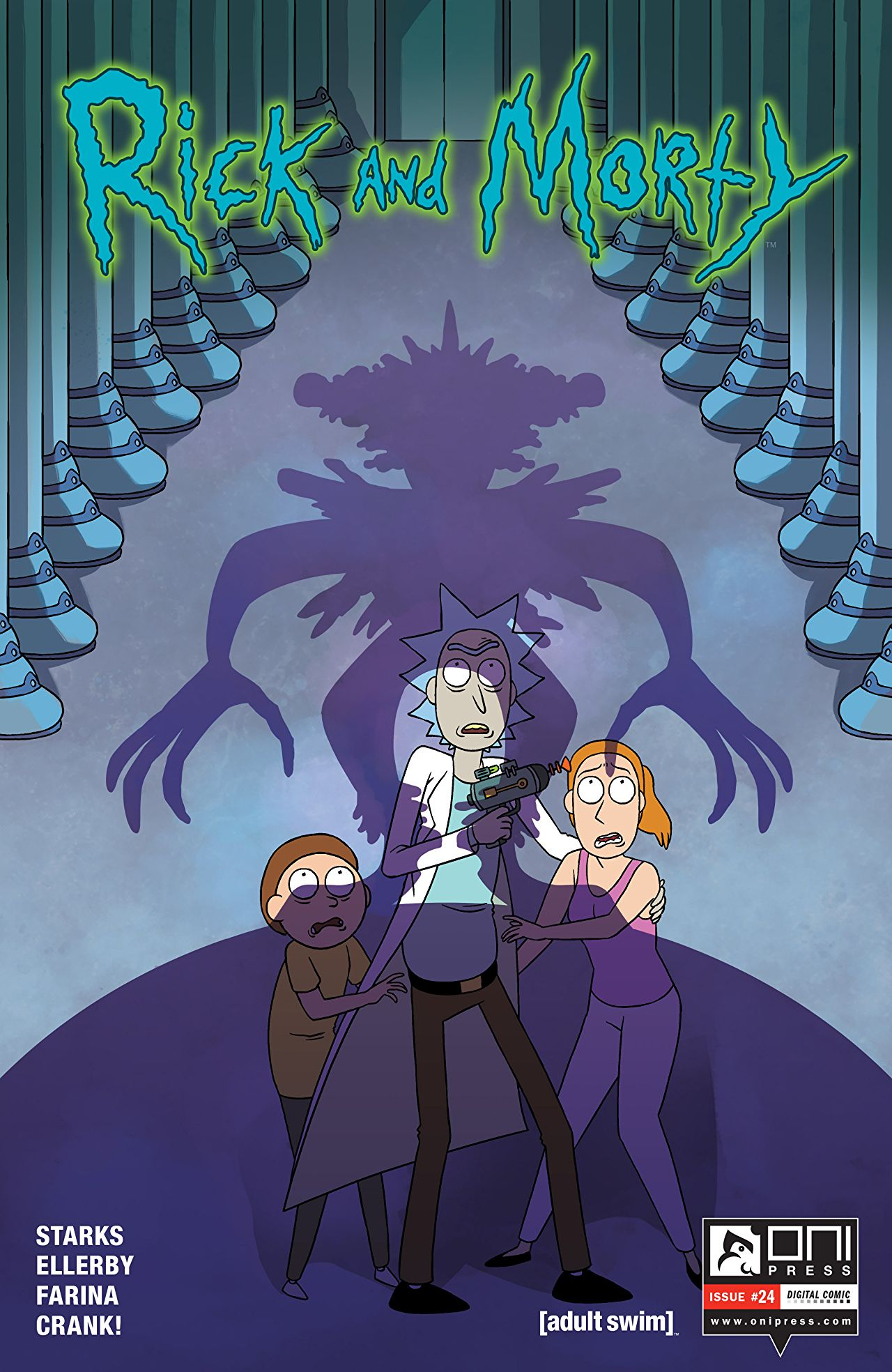 Rick and Morty Issue 24