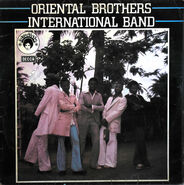 Oriental Brothers International Band DWAPS2057 front