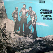 Oriental Brothers DWAPS44 Decca front