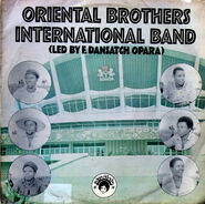 Oriental Brothers DWAPS2034 front