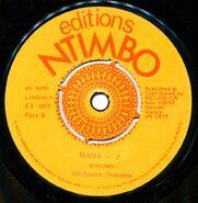 Editions Ntimbo ET 003 L2 1000
