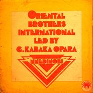 Afrodisia 2020 Oriental Brothers A