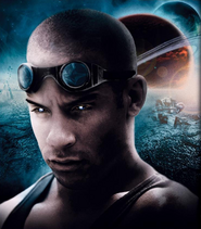 Riddick From Pitch Black Cover