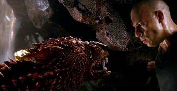 Riddick And Hellhound