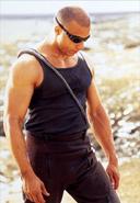 Riddick Standing