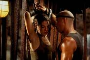 Riddick Meets Kyra