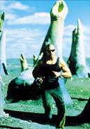 Riddick Running