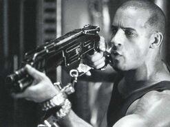 Riddick With Shotgun