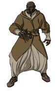 Abu in Dark Fury