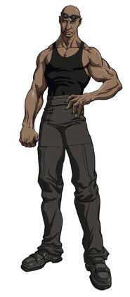 Riddick dark fury