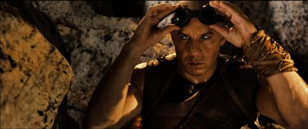 Riddick Preying