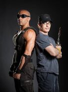 Riddick and David Twohy