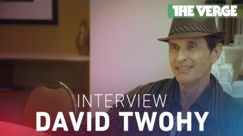 Comic-Con 2013 Interview with David Twohy