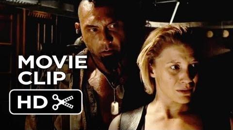 Riddick Movie CLIP - Execute Riddick (2013) - Vin Diesel Sci-Fi Movie HD