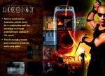 Riddick by Starcut