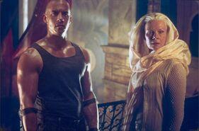 Riddick And Aereon