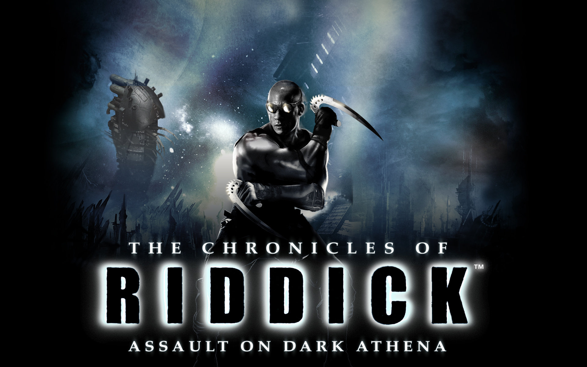 Assault on Dark Athena