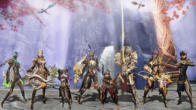 Classes Official Riders Of Icarus Wiki