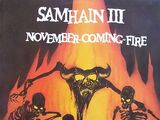 Samhain III: November-Coming-Fire