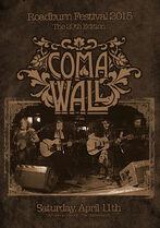 Roadburn 2015 - Coma Wall